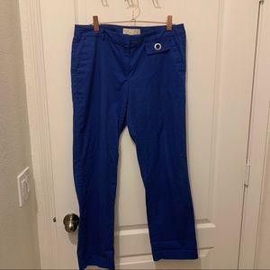 Blue Michael by Michael Kors pants, size 8